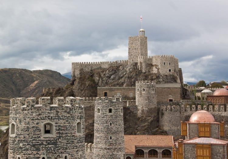 Ахалцихе - город у средневековой крепости
