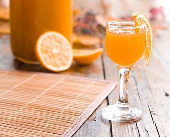 рецепт приготовления апельсинового сока в домашних условиях