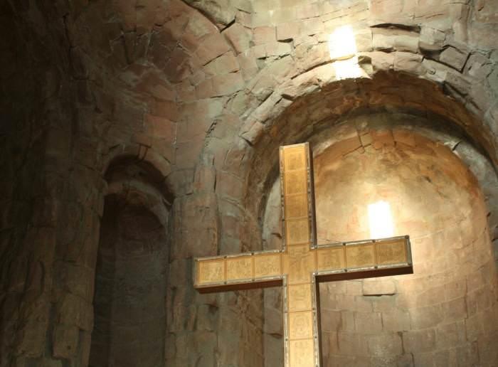 Храм Джвари - памятник древней истории Грузии
