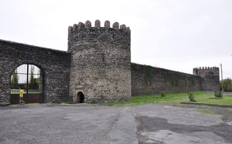 Кварели - город винного туризма