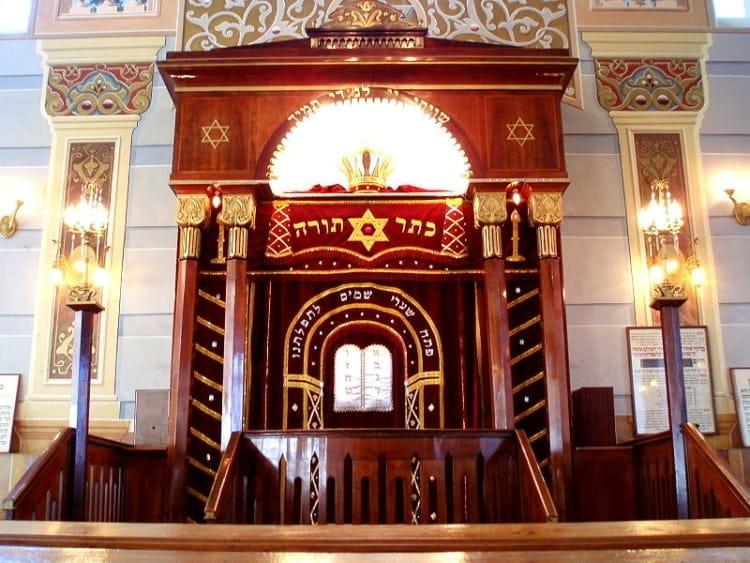 «Ахалцихелебис Лоцва» - грузинская синагога евреев из Ахалцихе в Тбилиси