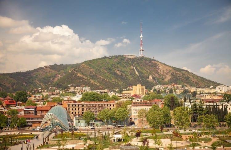 Прогулка по Тбилиси – цветущей столице Грузии