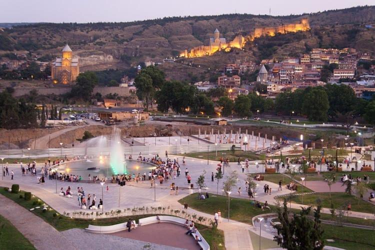 Tbilisi e