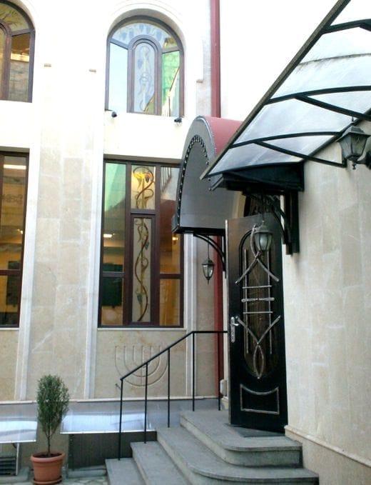 Ашкеназская синагога Бейт Рахель - святыня евреев в Тбилиси