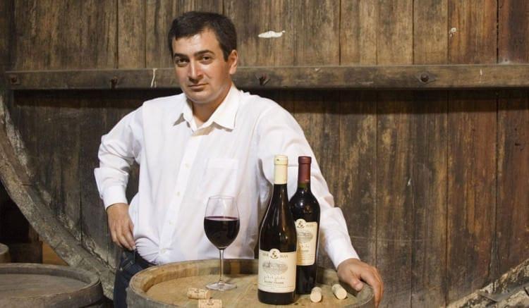 Знаменитая винодельческая компания Wine Man в Грузии