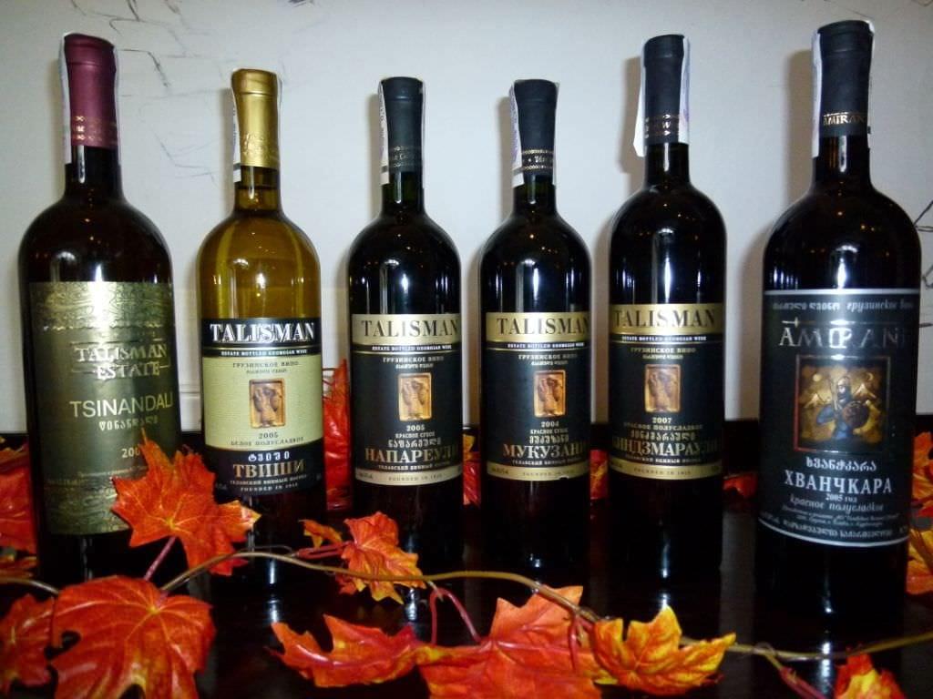 Телавский винный погреб