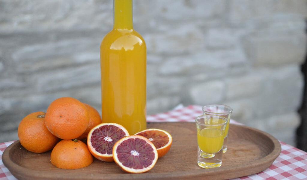 Грузинские ликеры - символ сладких алкогольных напитков