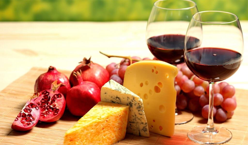 Оджалеши - красное вино с нежным ароматом и плодовыми тонами