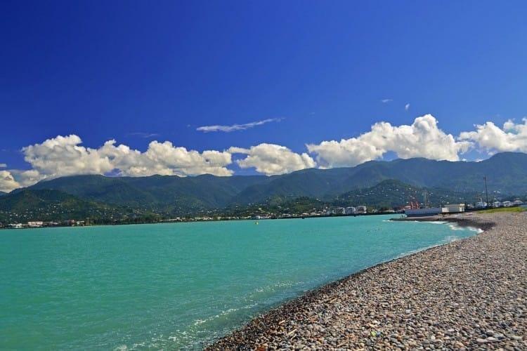 Кобулети: отдых и оздоровление на Черноморском побережье Грузии