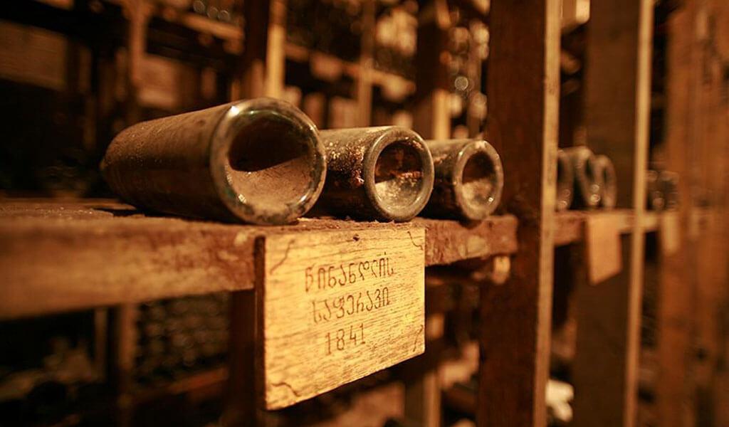 Саперави - грузинское вино ароматное и томительно-терпкое