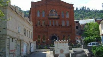 sinagoga v tbilisi e