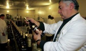 Тифлисский винный погреб - крупнейший винзавод в Грузии