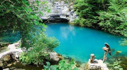 Голубоеозеро&#;«драгоценность»Абхазии