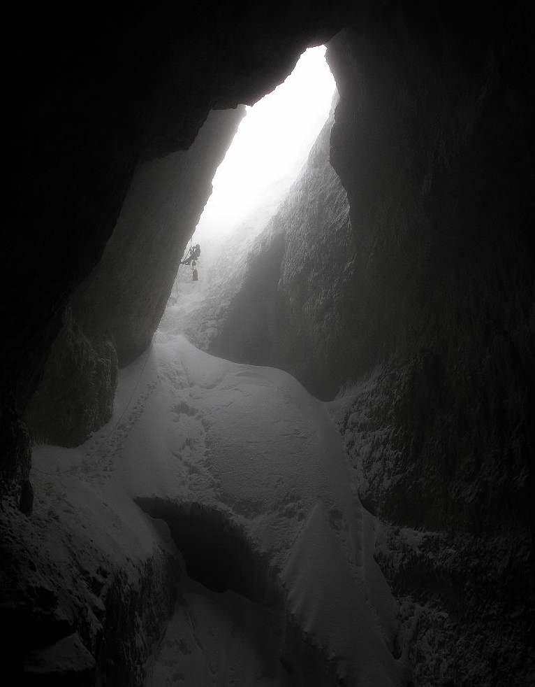 Пещера Снежная – комплекс пещер в горах Западного Кавказа