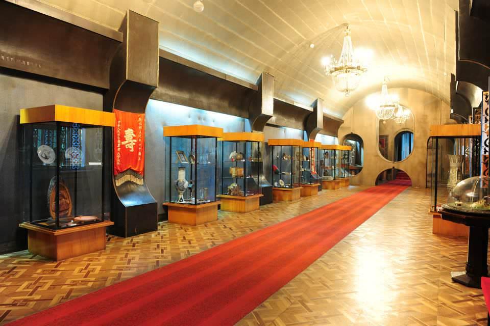 Государственный музей Иосифа Сталина в Гори
