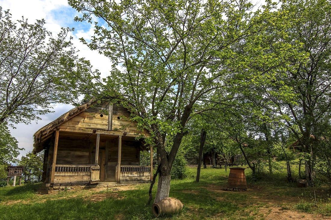 Этнографический музей под открытым небом имени Георгия Читая в Тбилиси