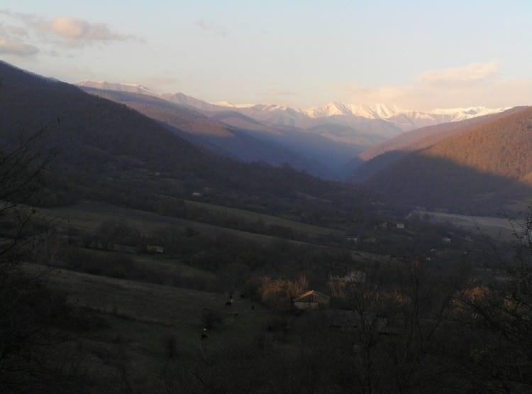Экотуризм в Бацара-Бабанеурском (Ахметском) государственном заповеднике Грузии