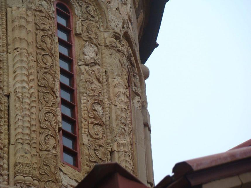 """Монастырь Грузинская Бетания - памятник """"Золотого века"""""""