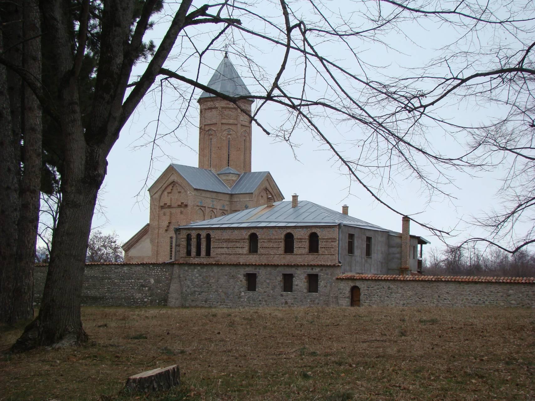 Путешествие в женский монастырь Ахали Шуамта