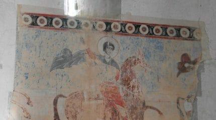 Freska v Ananuri