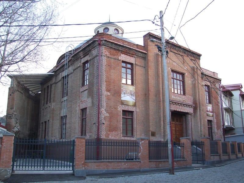 Kupolnaja sinagoga Muzej istorii evreev Gruzii mini