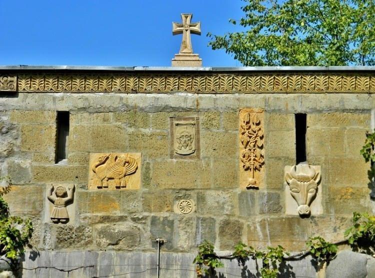 Храм Джихети и исторические события, связанные с ним