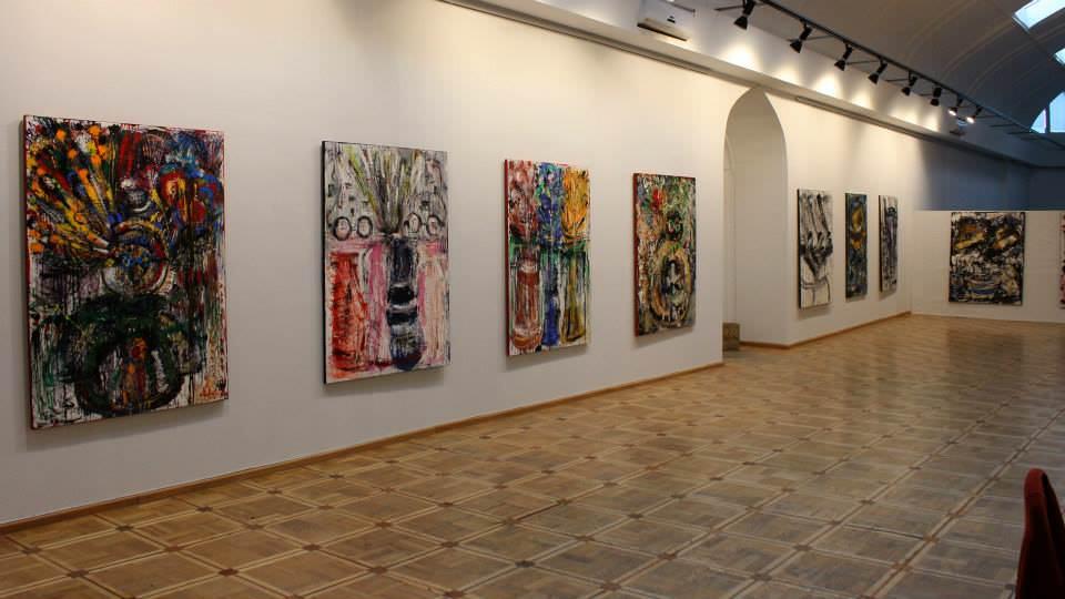 Muzej pri Akademii iskusstv v Tbilisi
