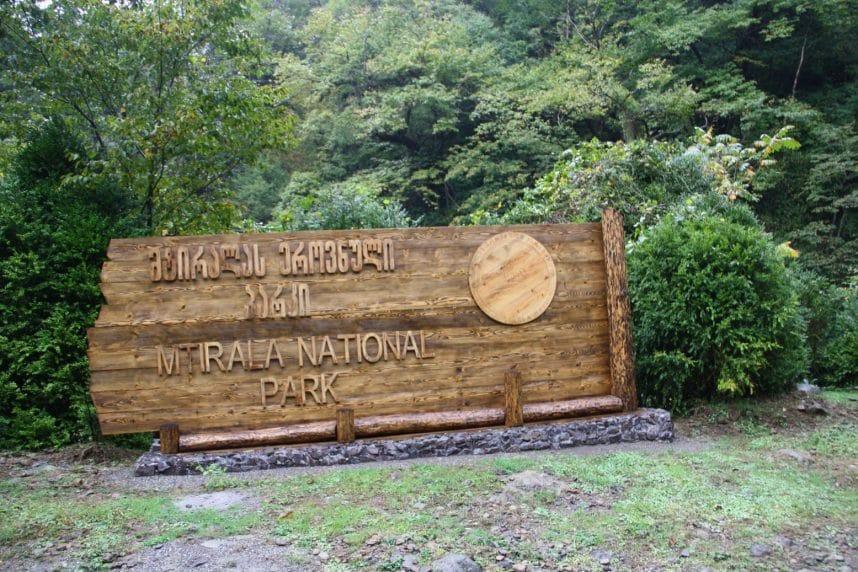 Nacionalnyj park Mitirala