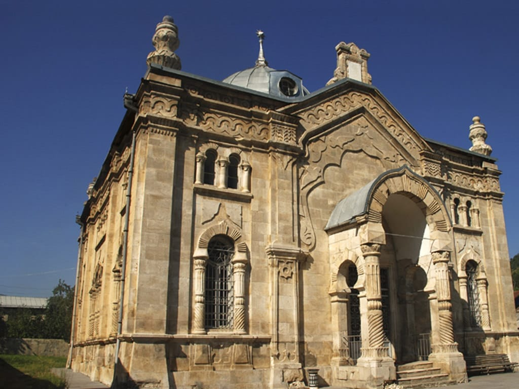Oni Synagogue building