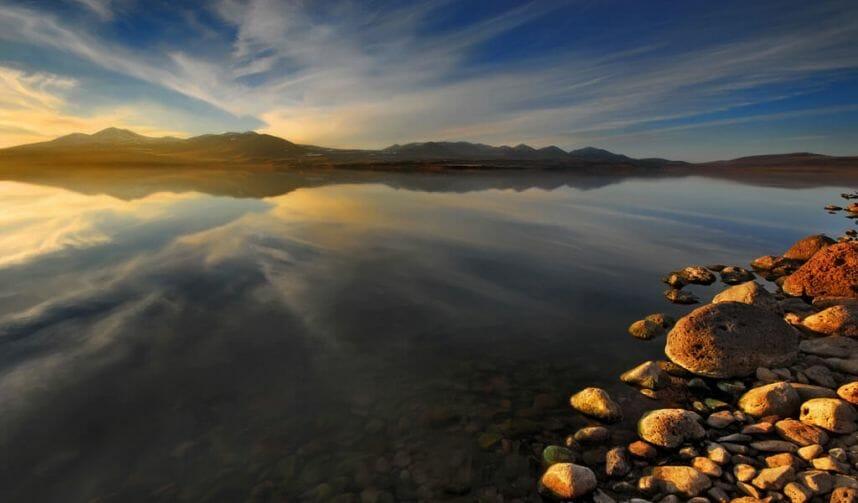 Озеро Паравани