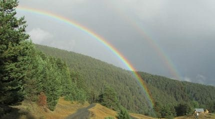Prirodoohrannye territorii Tushetii