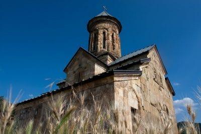 Sobor monastyrya Shemokmedi