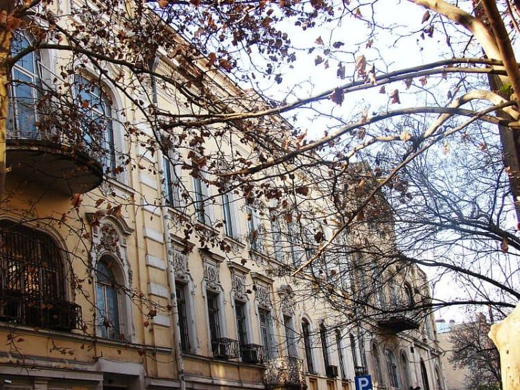 Музей при Тбилисской Государственной Академии Искусств