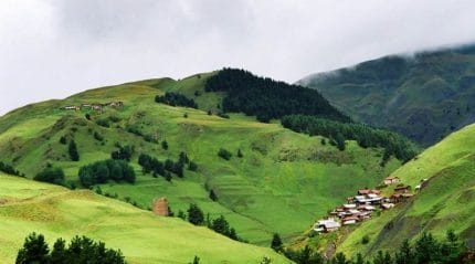 Tusheti National Reserve