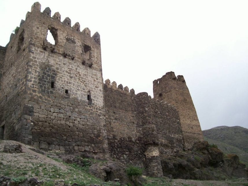 Хертвиси – одна из древнейших крепостей Грузии
