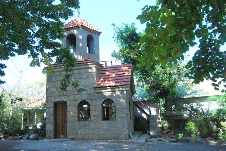 Шемокмеди - загадочный средневековый монастырь