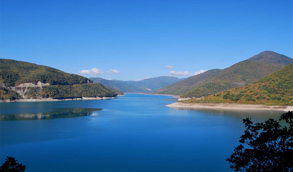 Где поплавать и позагорать недалеко от Тбилиси
