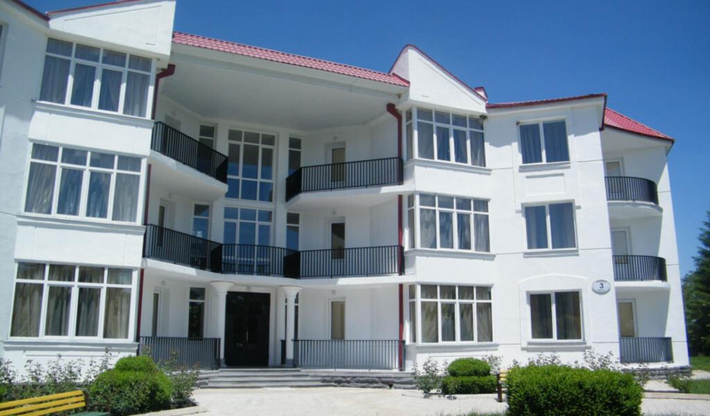 базалети гостиничный комплекс