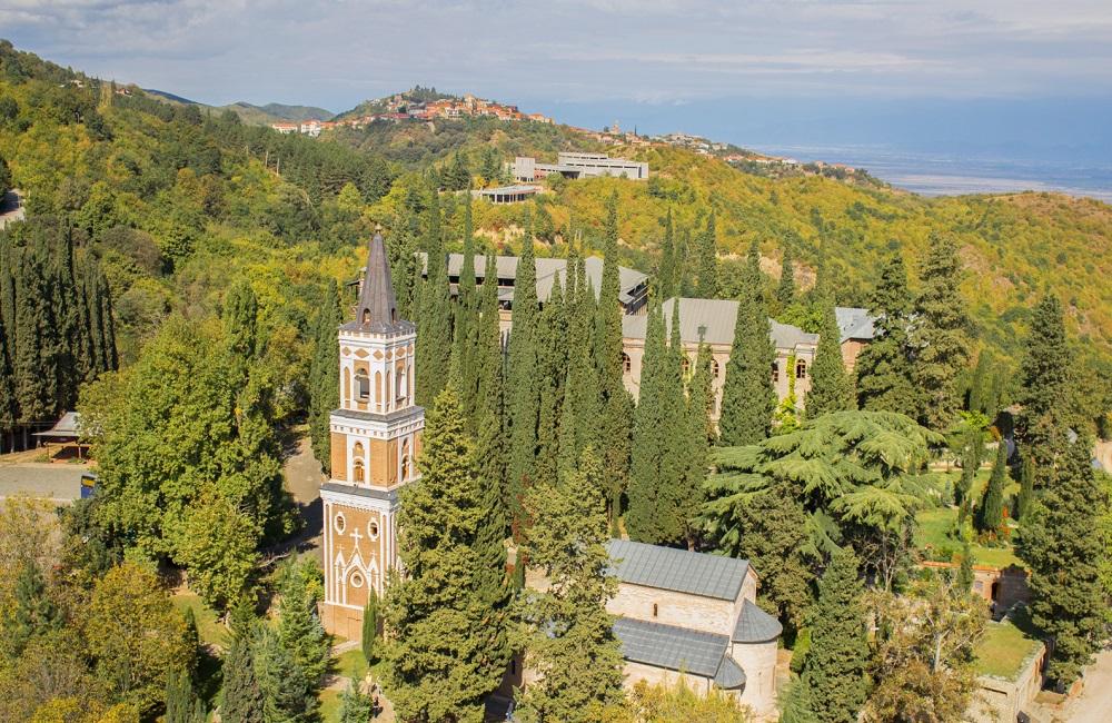 Монастырь Бодбе - обитель святой просветительницы Грузии