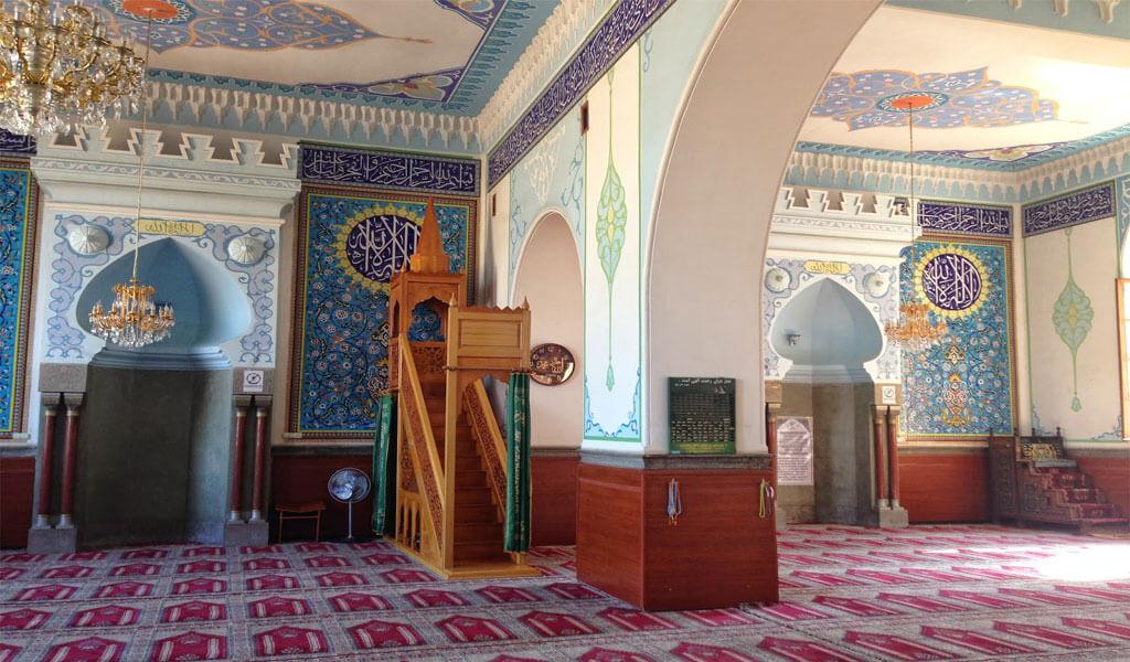 Джума-мечеть в Тбилиси - единственный исламский храм с столице Грузии