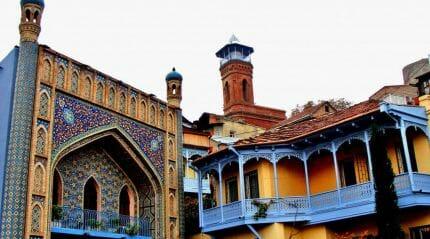 Джума мечетьвТбилиси