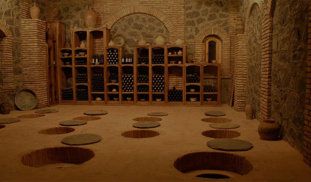 Кахури Гвинис Марани - завод по изготовлению высококачественных грузинских вин