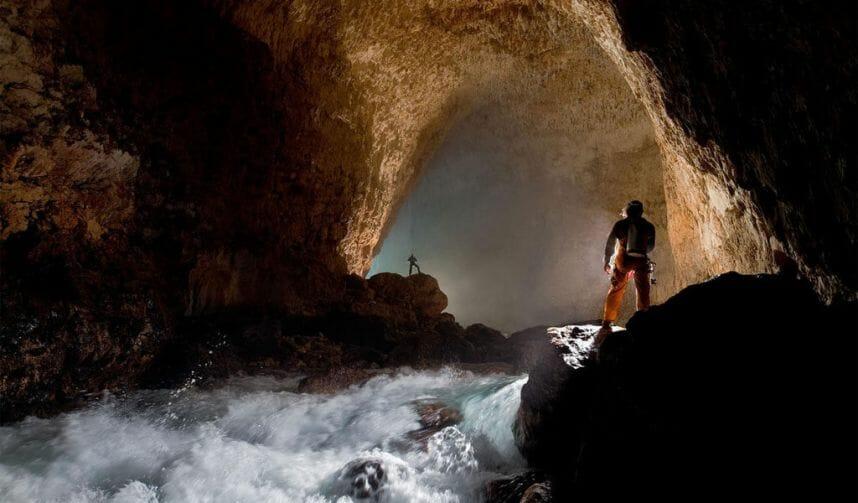 ПещераКрубера Воронья