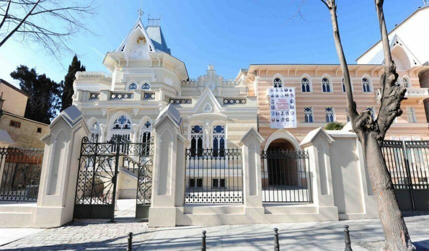 музей театра, музыки, кино и хореографии в Тбилиси