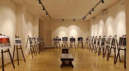 Государственный музей театра, музыки, кино и хореографии в Тбилиси