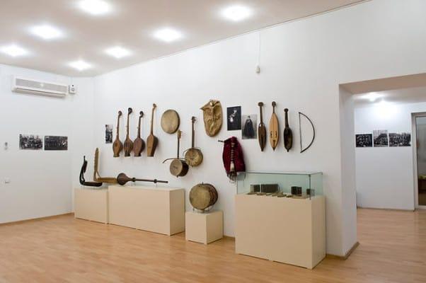 Государственный музей народной музыки и музыкальных инструментов Грузии