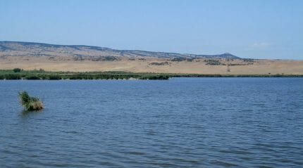 озеро Кумиси