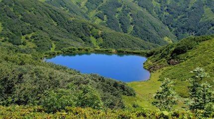 озеро Тбикели