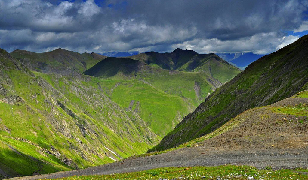 Национальный парк Тушети - красота и величие первозданной природы