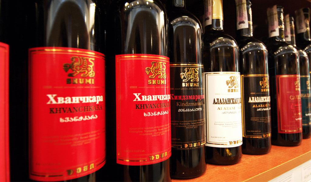 Хванчкара - вино с богатой историей